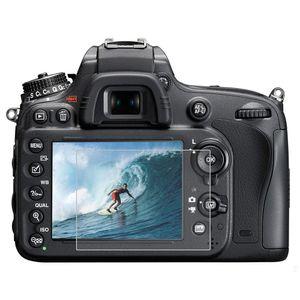 PULUZ Hochwertiges 9H geh?rtetes Glas 2.5D staubdichter Ersatz explosionsgeschš¹tzt fš¹r Nikon D500 D600 D610