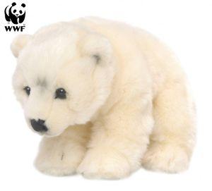 WWF Plüschtier Eisbär (weich, 23cm) Kuscheltier Stofftier
