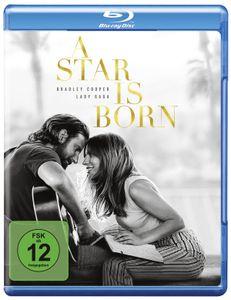 A Star is Born - Blu-ray Disc