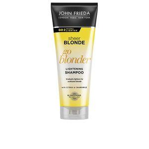 John Frieda Sheer Blonde Go Blonder Lightening Shampoo Blond 250ml