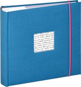 Fotoalbum Linea 30x30 cm blau
