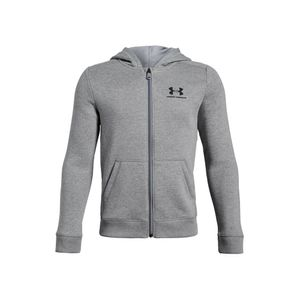 Under Armour Sweatshirts JR Cotton Fleece Full Zip, 1343677035, Größe: L