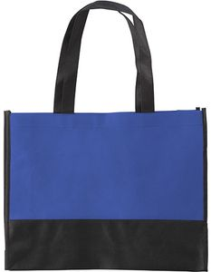 Printwear Einkaufstasche St. Gallen NT0971 Blau Cobalt Blue 38 x 29 x 10 cm