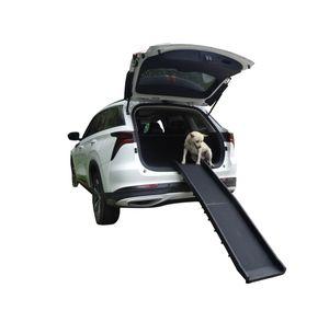 Hunderampe Hundetreppe Hundeautorampe Kofferraumrampe Haustiere  rutschfest