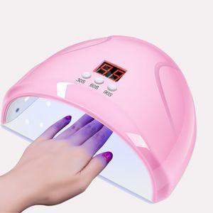 200W 5V UV LED Lampe für Nagel Gel Trockner Salon Nagellampe Maniküre Gel Dryer