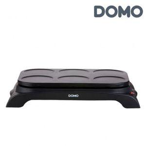 Domo DO8710W, Schwarz, 6 Person(en), 1000 W