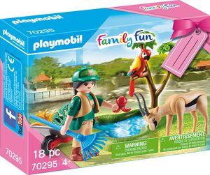 "PLAYMOBIL, Geschenkset ""Zoo"", Familiy Fun, 70295"