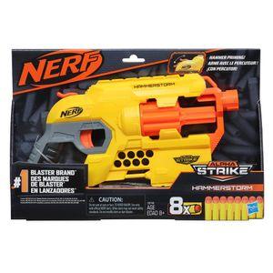 Nerf Alpha Strike Hammerstorm Blaster