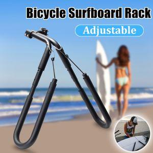 Surfbrett Fahrrad Halter Träger Fahrradgepäckträger Surfboard Fahrradhalterung