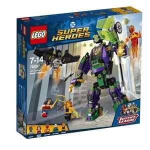 LEGO® DC Universe Super Heroes™ Lex Luthor™ Mech 76097