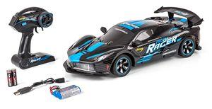 Carson 1:10 Night Racer 2.4GHz 100% RTR blau #500404219