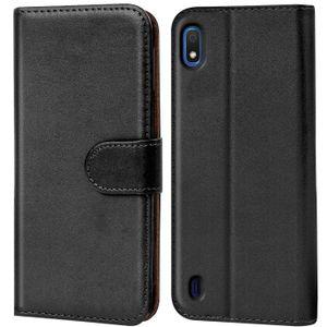 Book Case für Samsung Galaxy A10 Hülle Tasche Flip Cover Handy Schutz Hülle