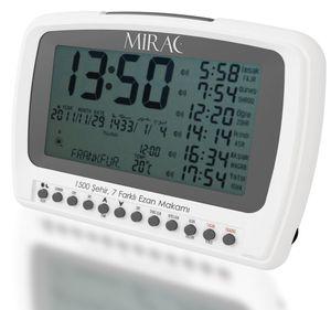 Mirac Ezan Saati TISCH Otomatik, Automatische Azan Uhr, Artikel 560019