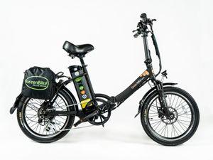 "City20 Premium Light - 20"" E-Faltrad, E-Bike, Pedelec, 36V / 21Ah / 150km Akku-Reichweite, 250W Motorleistung  /// Premium-Paket"