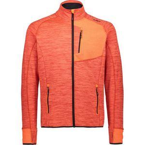 Cmp Man Jacket Orange Fluo Mel. Orange Fluo Mel. 50