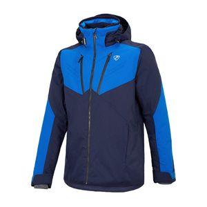 ZIENER TIOGA man (jacket ski) 52126 dark blue.true blue 58