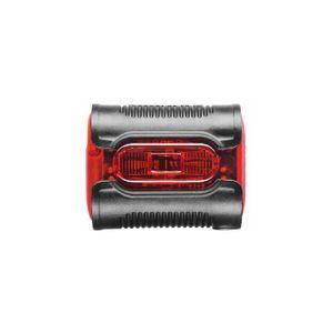 Busch & Müller Diodenrücklicht Ixback Senso Linetec-Streifenlicht 360° Sichtbarkeit Akku