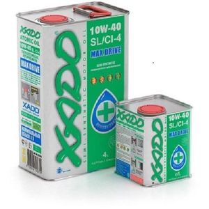 XADO Atomic Motoröl 10W40 SL/CI-4 Motorenöl Verschleiß Schutz Motor Öl PKW LKW