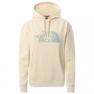 The North Face W Drew Peak Pullover Hoodie - Eu Vintage White/Tnf White Vintage White/Tnf White S