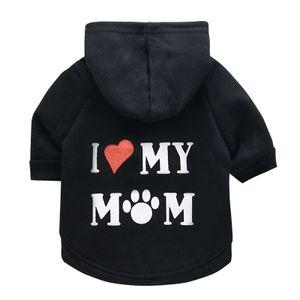 Herbst und Winter Kleine Katze und Hund warme Kleidung Haustier Kleidung Pullover