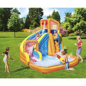 """H2OGO!™ Wasserpark mit Dauergebläse """"Turbo Splash"""" 5-10 Jahre 365 x 320 x 270 cm"""