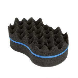 Wave Barber Haarbš¹rste Schwamm-Werkzeug fš¹rchtet Afro Locs Twist Curls Coil Braids
