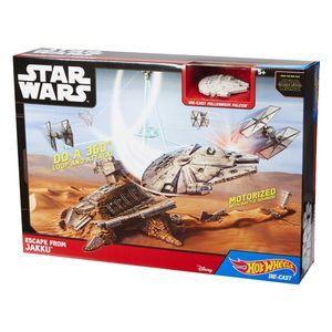 Mattel Raumschiff-Spielset Star Wars Episode VII: Flucht vom Jakku