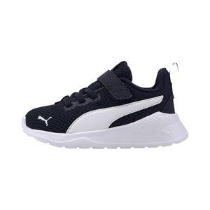 PUMA Kinder Sportschuh Anzarun Lite AC Inf 372010-03 Peacoat-Puma White blau / weiss, Farben:blau, Kinder Größen:27