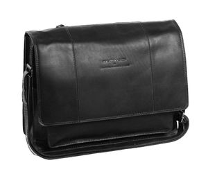 The Chesterfield Brand Gent Bicycle Bag Black