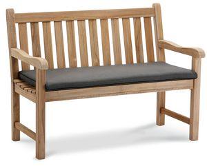 Best Freizeitmöbel Bankauflage 52x172x9cm 1-tlg. Anthrazit, 5271501