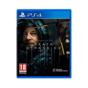 Sony Death Stranding Ps4 Multicolor Europe PAL