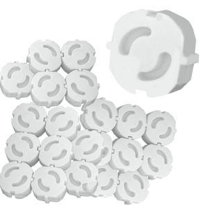 20 Stück Kindersicherung Kinderschutz für Steckdosen Steckdosenschutz Schutz
