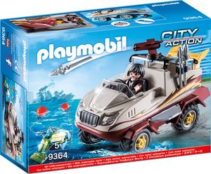 Playmobil 9364 Amphibienfahrzeug