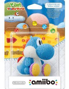 Nintendo Light Blue Yarn Yoshi - Zubehör Spielekonsolen Nintendo 3DS / Nintendo Wii