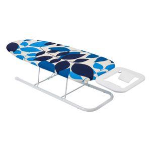 ONVAYA Tischbügelbrett | Mini Bügelbrett | Bügeltisch | Kleines, platzsparendes Bügelbrett