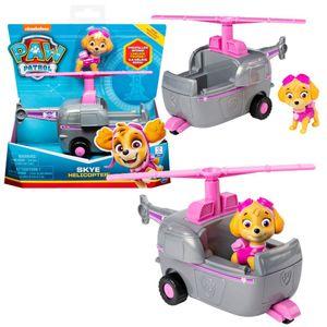 Auswahl Einsatzfahrzeuge | Basic Fahrzeuge mit Spielfiguren | Paw Patrol, Figur:Skye