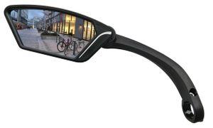 VWP fahrradspiegel verstellbar E-Bike 12 cm links schwarz