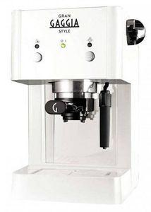 Gaggia GranGaggia Style RI8423 Siebträgermaschine Espressomaschine weiss