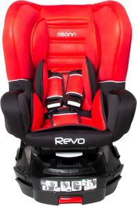 Osann Revo SP Reboarder Isofix Gruppe 0+/1 (0-18 kg) 360 Grad drehbar - Luxe Rouge
