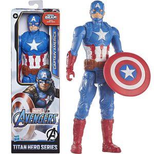 Marvel actionfigur Rächer Kapitän Amerika Jungen blau/rot