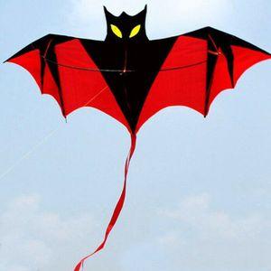 Bate Drachen Einleiner Flugdrachen Winddrachen Kinder Drachen Outdoor Flugdrachen Spiele + 100m Drachenschnüre