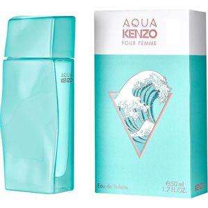 Kenzo Aqua Femme Vapo 50ml  One Size