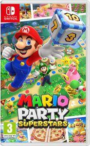 Mario Party Superstars (Switch) (EU-Version)