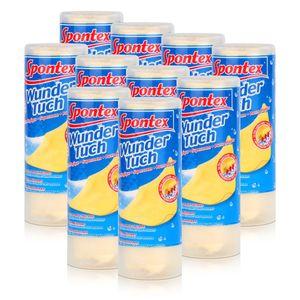 Spontex Wundertuch - Reinigt, Trocknet und Poliert (10er Pack)