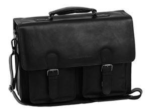 The Chesterfield Brand Lisbon Business Bag Black
