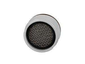 Mischdüse Strahlregler Luftsprudler Perlator M24x1 AG RAL 9010- weiß