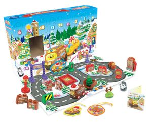 Vtech Tut Tut Baby Flitzer - Advent