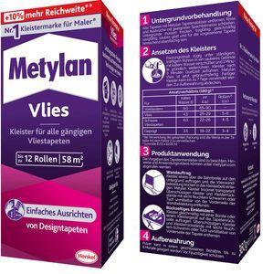 Metylan Kleister für Vliestapeten 360g