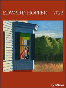 Edward Hopper 2022 - Kunst-Kalender - 48x64