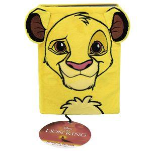 Disney Premium Notizbuch König der Löwen Simba 3D Plüsch